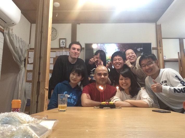 ハウス 東京 シェア